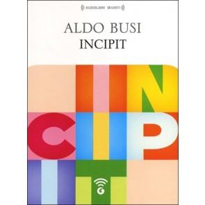 Incipit. Audiolibro. Cd Audio Formato Mp3