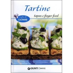 Tartine, Tapas e Finger Food
