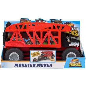 Hot Wheels Monster Truck Mover. Camion Trasportatore
