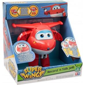 Super Wings. Jett Trasformabile Parlante Deluxe