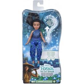 Principesse Disney Raya Fashion Doll Luci E Suoni