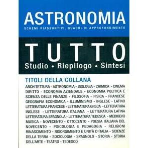 Tutto astronomia