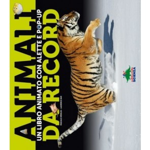 Animali da Record - libro pop-up