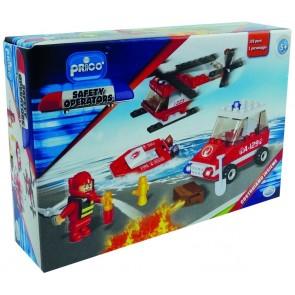 ODS. PRI-CO' Safety operators - Pompieri