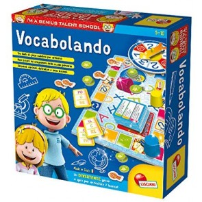 I'm a Genius Talent School. Vocabolando