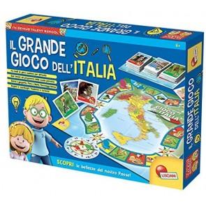 I'm a Genius. Il Grande Gioco dell'Italia