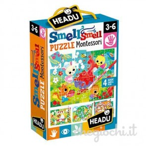 Headu. Puzzle Smell Smell