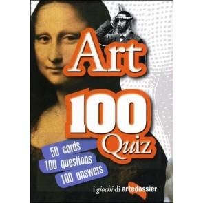 Arte 100 quiz. Ediz. inglese