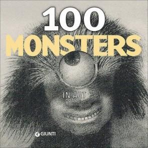 100 monsters in art