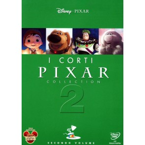 I corti Pixar. Collection 2 Vol. 02 (DVD)