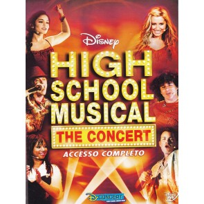 High school musical - The concert - Accesso completo