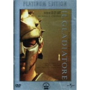 Il Gladiatore (platinum Edition) (3 Dvd)- DVD Film