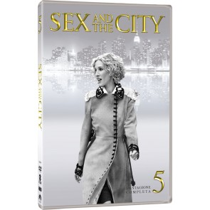 Sex And The City  Stagione 05 (2 Dvd)