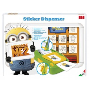 Sticker Machine. Minions - Multisprint