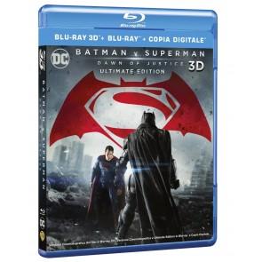 Batman V Superman: Dawn of Justice (Blu-Ray + Blu-ray 3D)