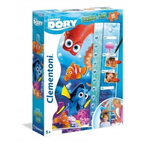 Clementoni 20316 - Puzzle Double Fun Finding Dory