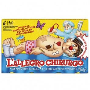 Gioco L'Allegro Chirurgo, Multicolore