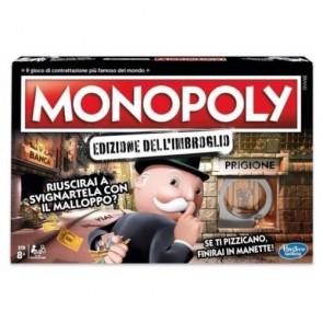 Monopoly Edizione Dell Imbroglio