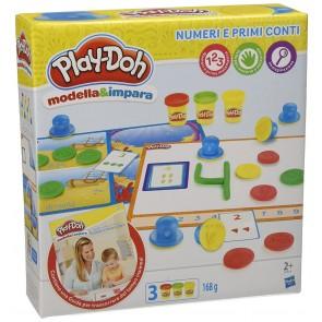 Play-Doh. Set Numeri E Primi Conti