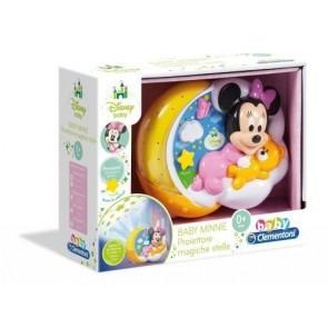 Baby Clementoni. Baby Minnie proiettore magiche stelle