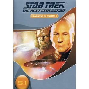 Star Trek. The Next Generation. Stagione 5. Parte 1