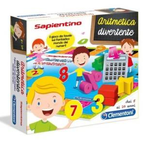 Aritmetica divertente Clementoni
