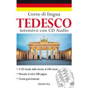 Corso di lingua. Tedesco intensivo. Con 4 CD-Audio