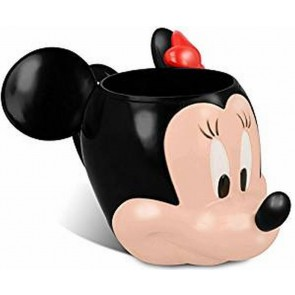 Minnie. Tazza 3D a Forma di Personaggi Disney