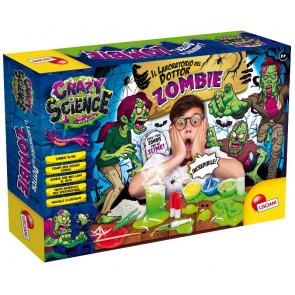 Crazy Science. Il Laboratorio Del Dottor Zombie