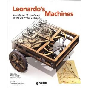 Le macchine di Leonardo. Ed. Inglese