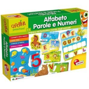 Carotina. Maxi alfabeto parole e numeri