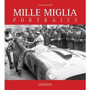 Mille Miglia. Portraits. Ediz. italiana e inglese