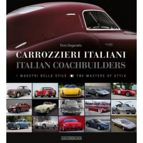 I carrozzieri italiani. I maestri dello stileItalian coachbuilders. The masters of style