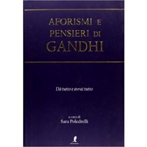 Aforismi e pensieri di Gandhi