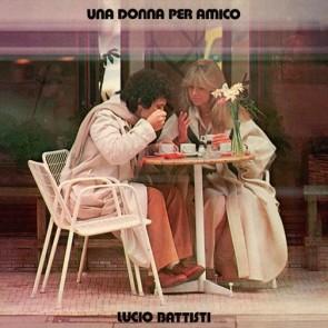 Una Donna Per Amico - Vinyl Replica Limited Edition