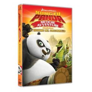 Kung Fu Panda: Mitiche Avventure - L'Inganno del Coccodrillo