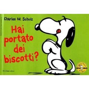 Hai portato dei biscotti? Celebrate Peanuts 60 years. Vol. 8