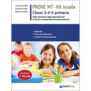 Nuove prove di lettura. MT. Per la scuola primaria classe 3 - 4 - 5