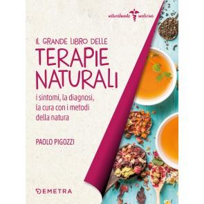 Il grande libro delle terapie naturali. I sintomi, la diagnosi, la cura con i metodi della natura