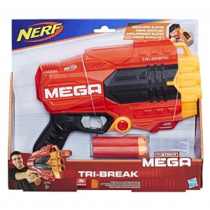 Nerf. Mega Tri Break
