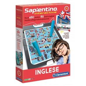 Sapientino. Sapientino Interactive. Inglese