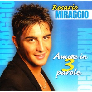 Amore in 3 Parole (CD)