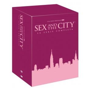 Sex and the City. La serie completa
