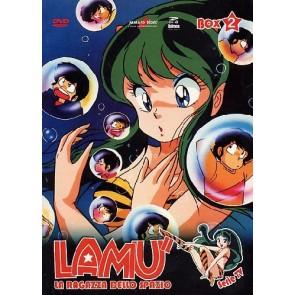 Lamù - La ragazza dello spazio Episodi 36-70