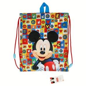 Mickey Mouse. Sacchetto per lananna merienda Icons