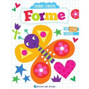 Forme. Grandi stickers