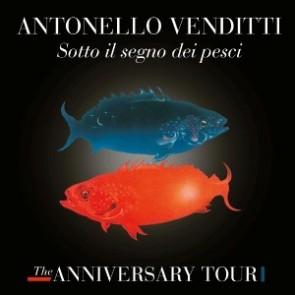 Sotto il segno dei pesci (The Anniversary Tour Edition) CD