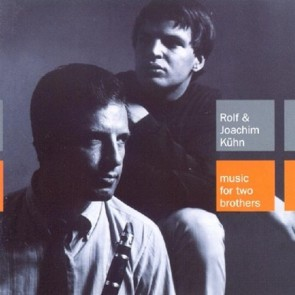 Music for Two Brothers (CD)