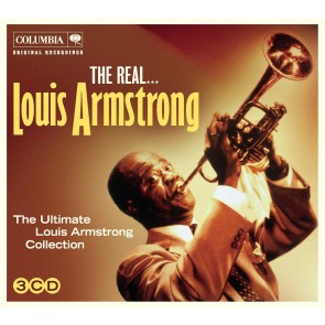 The Real...Louis Armstrong (CD)