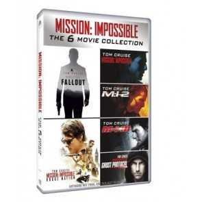 Mission: Impossible 1-6 Collection